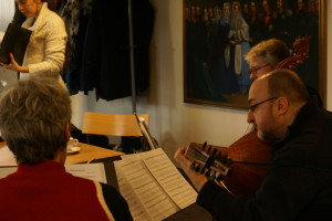 Repetitie Hermitage 16-01-2016
