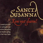 """Kom vast gluren"" - Sancta Susanna sneak previews op Susanna's naamdag"